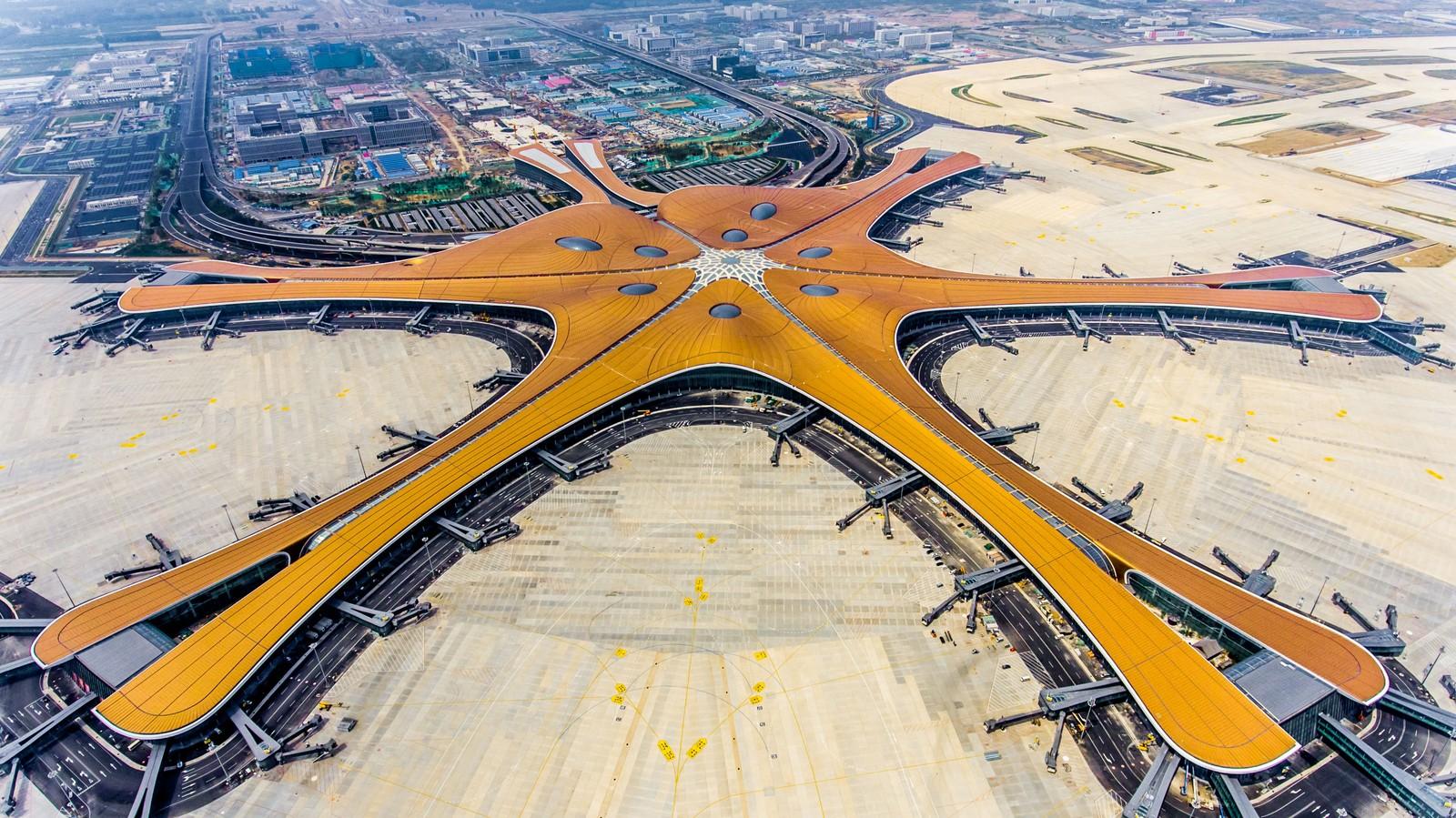 Aeroporto Internacional de Pequim