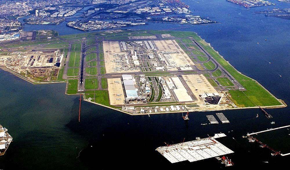 Aeroporto Internacional de Tóquio