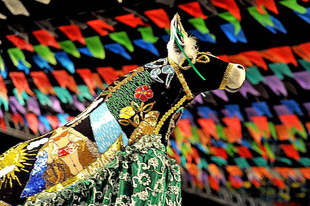 Folclore da região Nordeste - Bumba-meu-boi