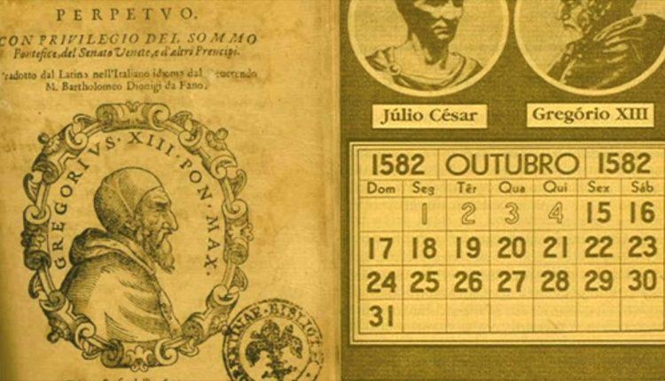 Calendário gregoriano