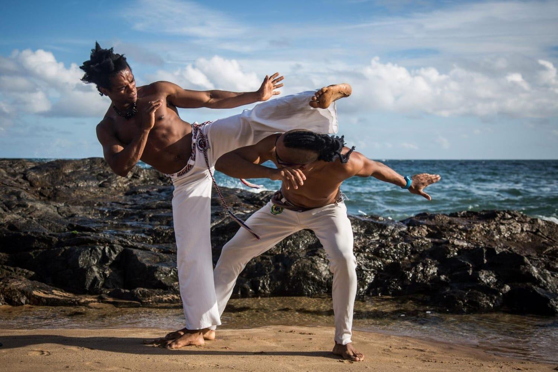 Folclore da região Nordeste - Capoeira