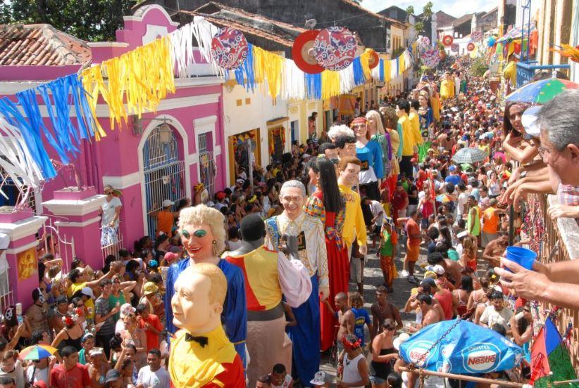 Folclore da região Nordeste - Carnaval