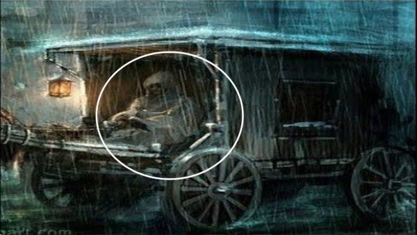 Histórias assustadoras para contar no escuro - Carroça sem cavalo