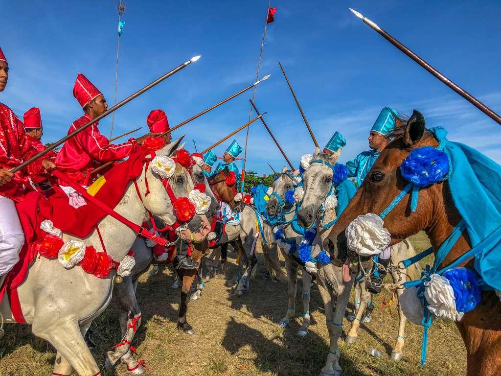 Folclore da região Centro-Oeste - Cavalhada