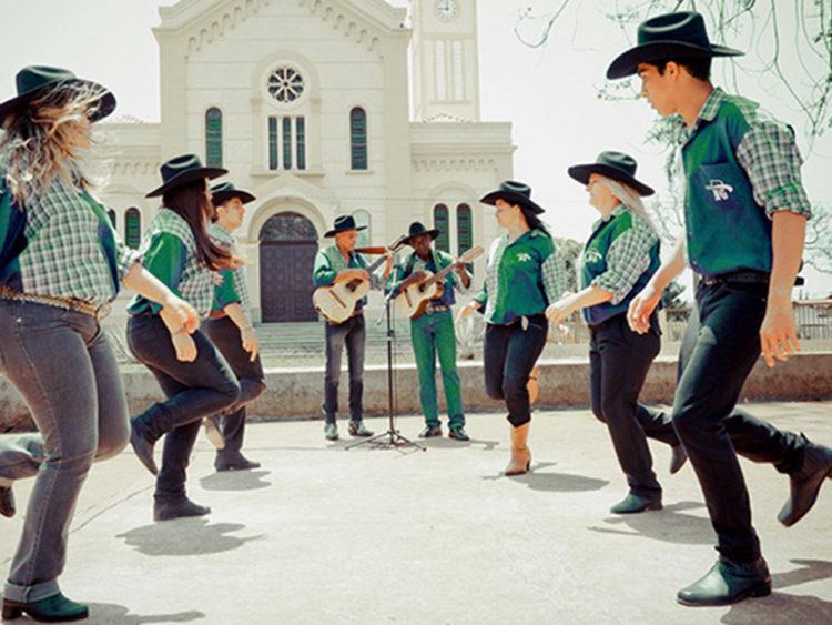 Dança folclórica - Catira