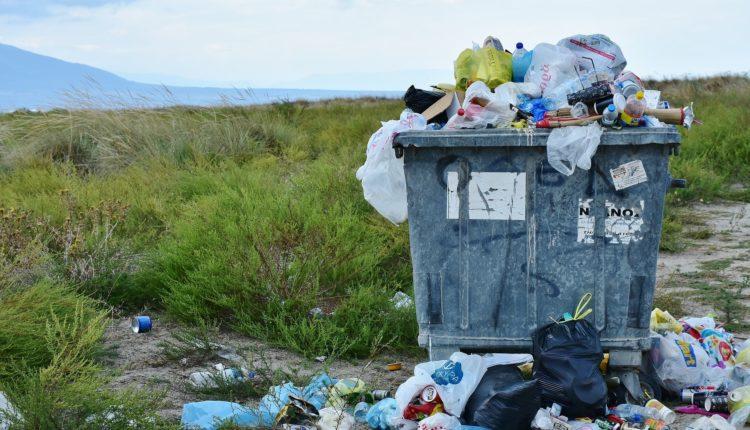 Destino do lixo