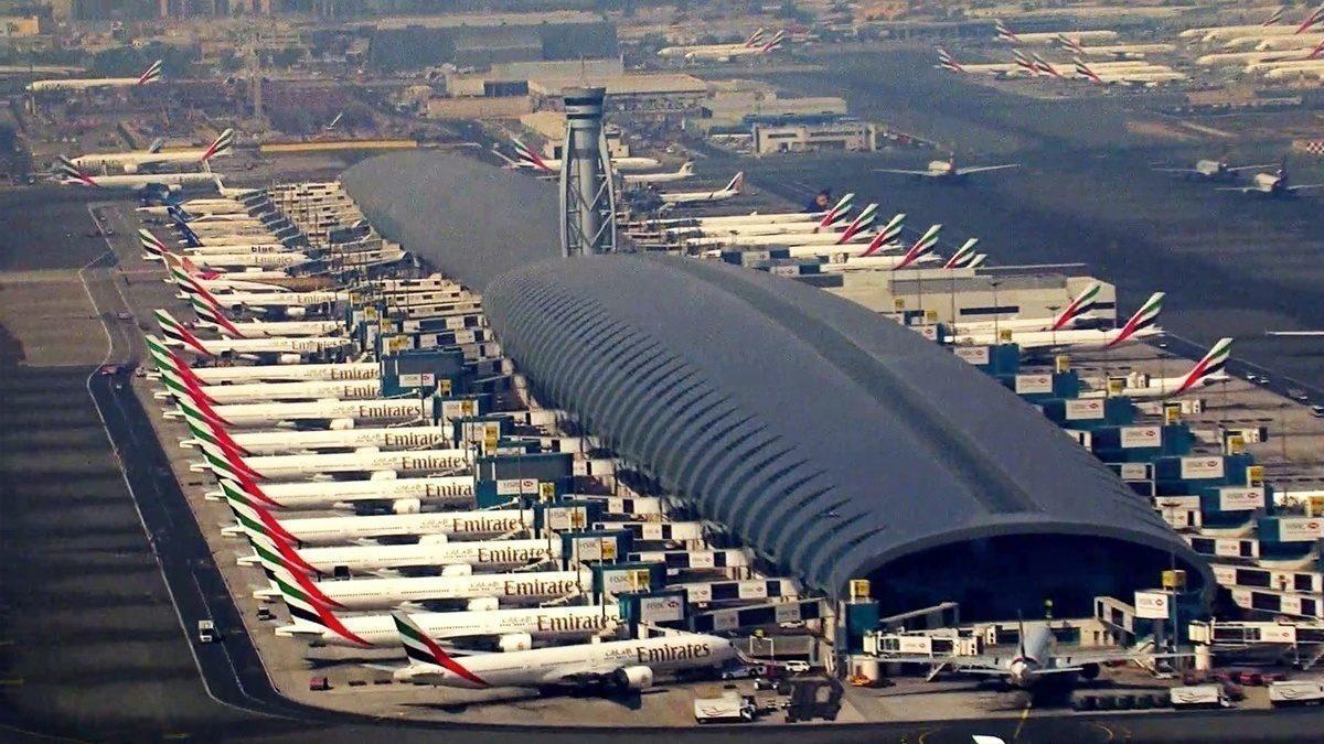 Aeroporto Internacional de Dubai