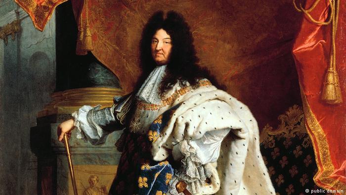 Exercícios sobre absolutismo francês