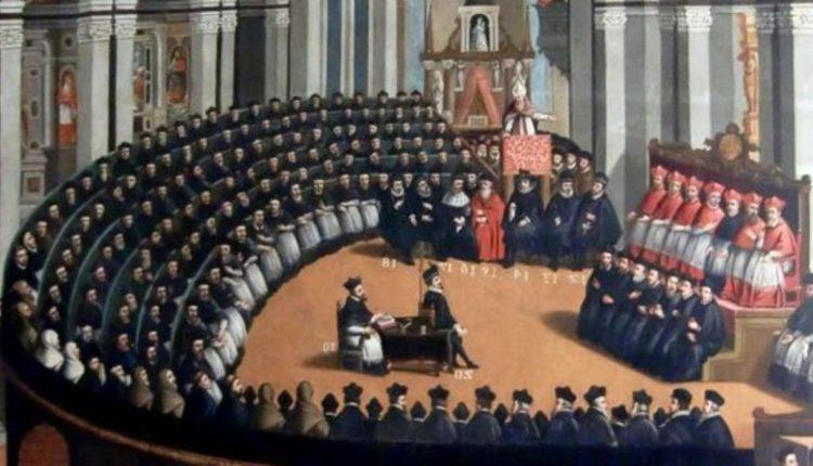 Exercícios sobre o Concílio de Trento