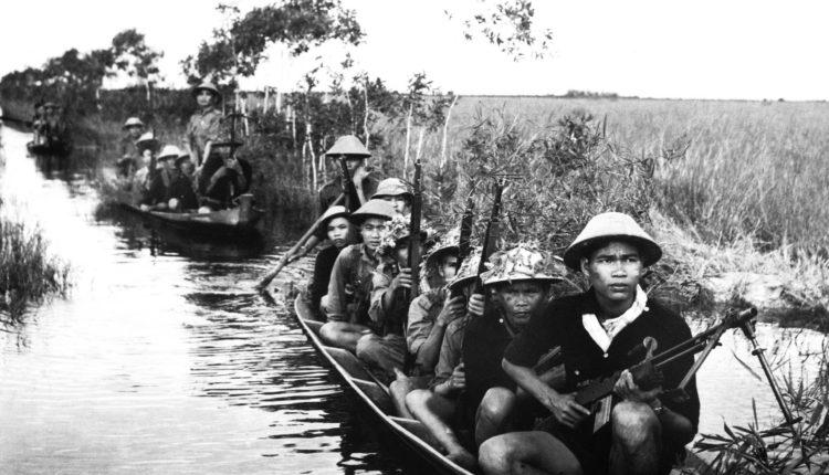 Exercícios sobre Guerra do Vietnã
