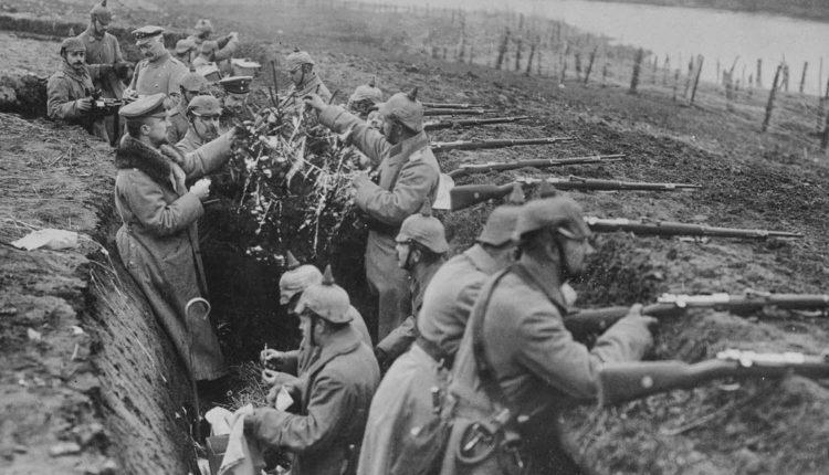 Exercícios sobre a Primeira Guerra Mundial