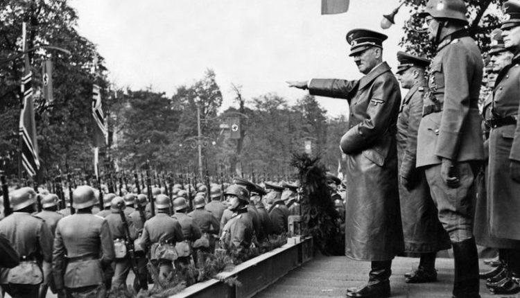 Exercícios sobre a Segunda Guerra Mundial