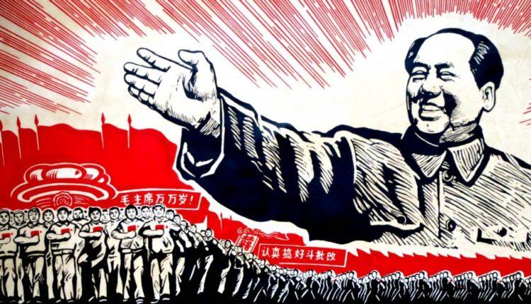 Exercícios sobre a Revolução Cultural Chinesa