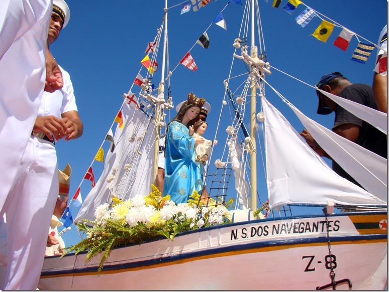 Folclore da região Sul - Festa de Nossa Senhora dos Navegantes