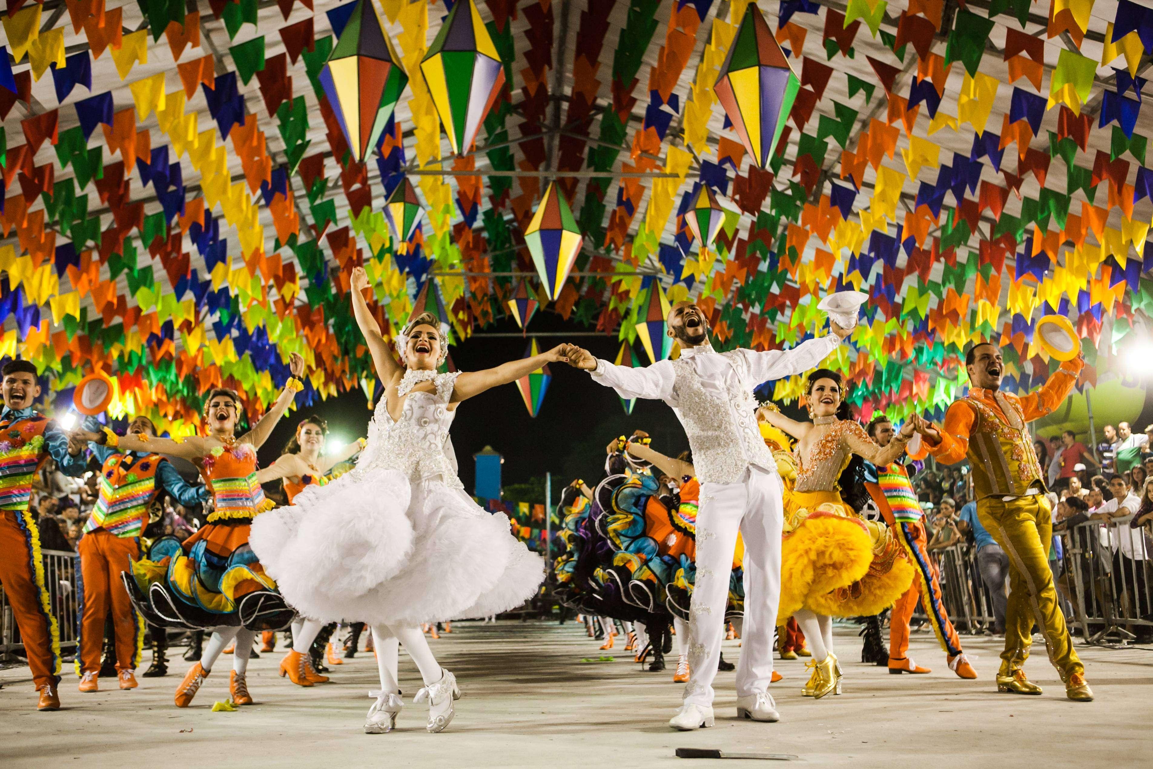 Folclore da região Nordeste - Festas Juninas