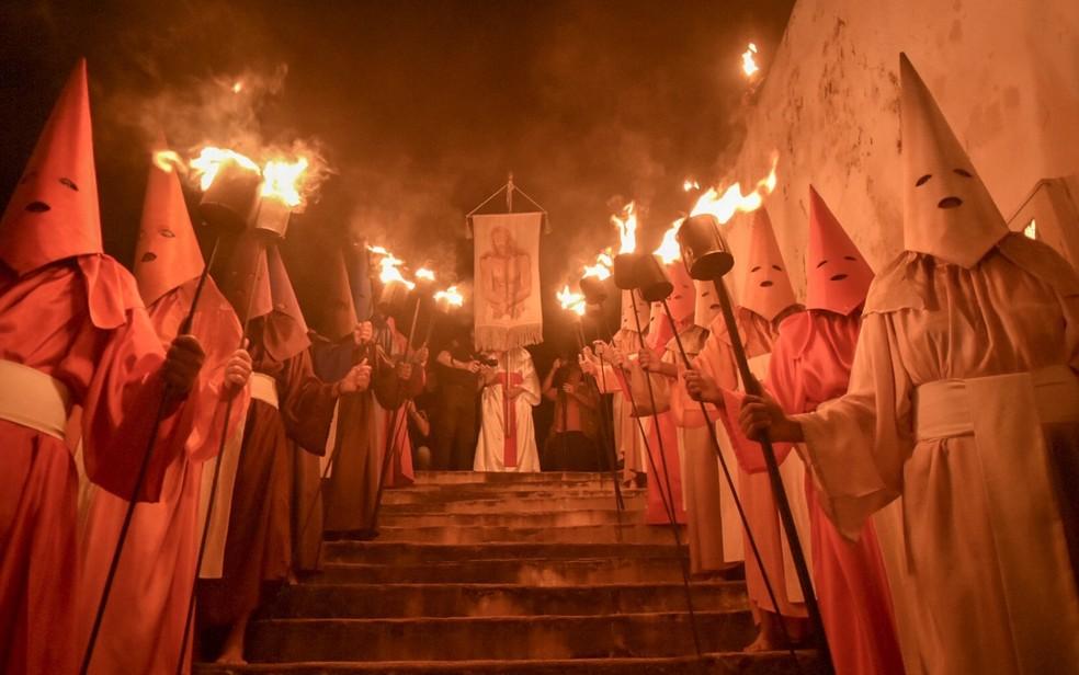 Folclore da região Centro-Oeste - Fogaréu