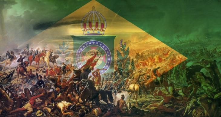 Linha do tempo História do Brasil