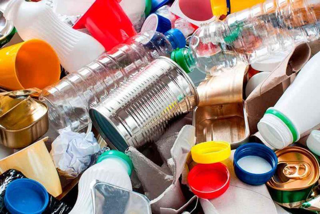 Reciclagem - Lixo reciclável