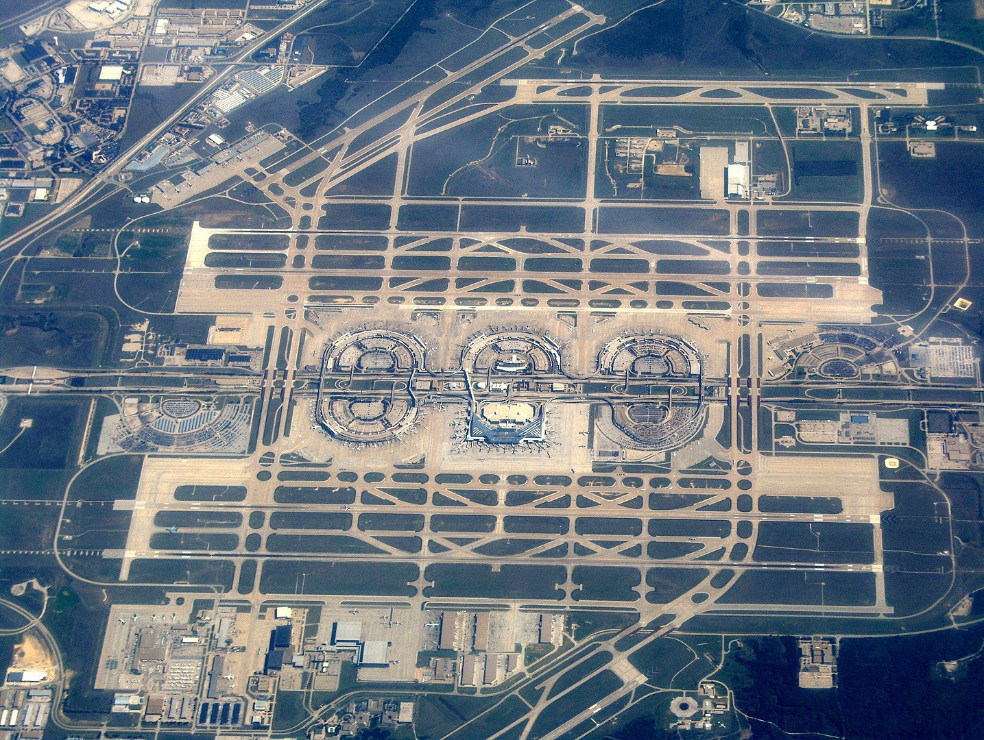 Aeroporto Internacional de Dallas-Fort Worth