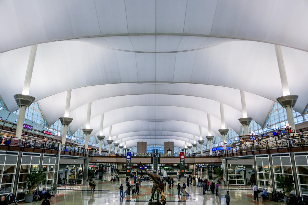 Aeroporto Internacional de Denver