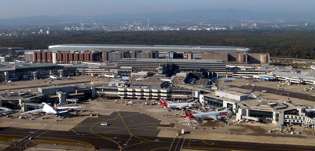 Aeroporto Internacional de Frankfurt