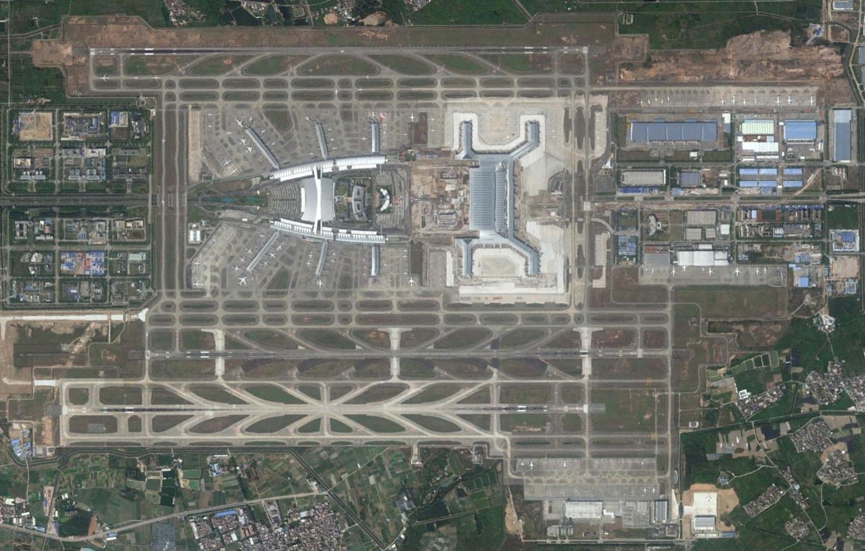 Aeroporto Internacional de Guangzhou Baiyun