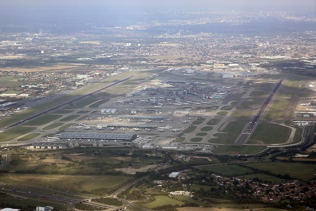 Aeroporto Internacional Heathrow