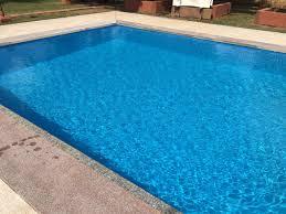 Medidas de volume - volume de água em uma piscina