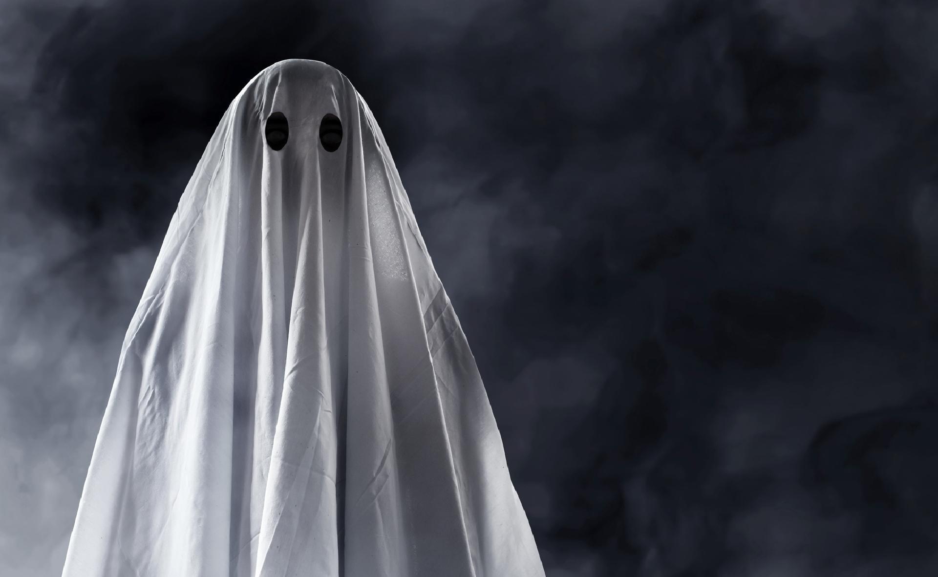 Histórias assustadoras para contar no escuro - O fantasma ganancioso