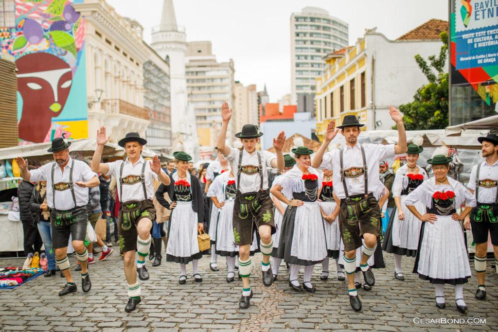 Folclore da região Sul - Oktoberfest