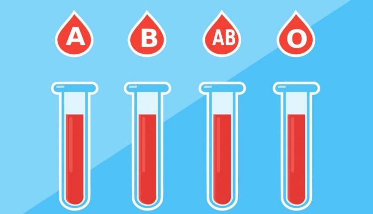 Tipos sanguíneos - Quem doa pra quem