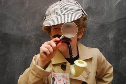 Criança detetive