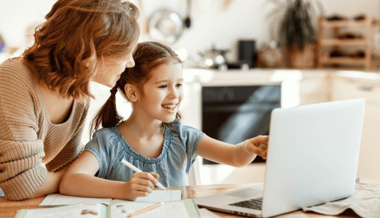 Ensino remoto - Educação infantil