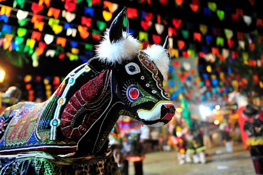 Festas folclóricas