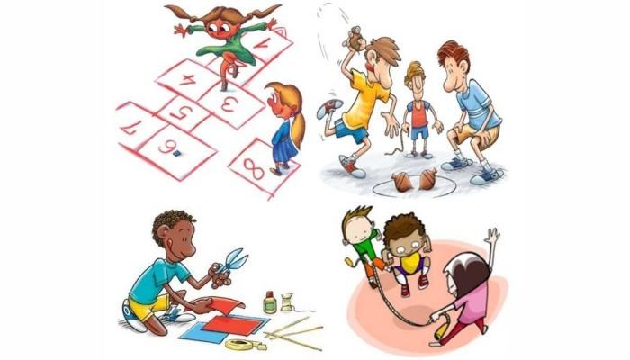 Plano de aula - Brincadeiras de antigamente - 2º ano do Ensino Fundamental