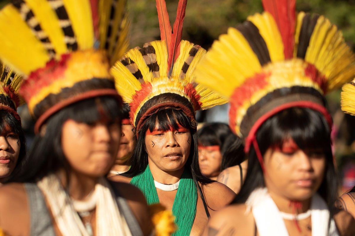 Plano de aula - Indígenas no Brasil - 3º ano do Ensino Fundamental