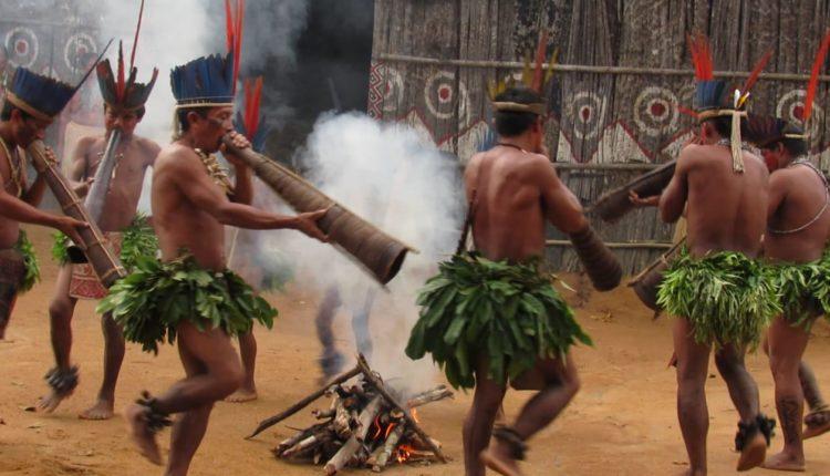 Ritual Jurupari