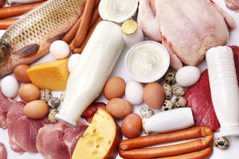 Alimentos de origem animal