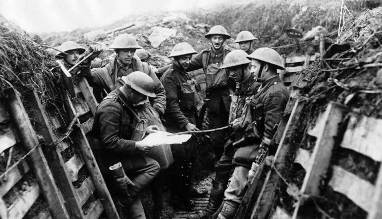 Principais Batalhas da Primeira Guerra Mundial