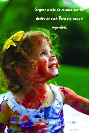 Cartão Dia das Crianças
