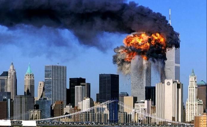 Exercícios sobre o ataque de 11 de setembro