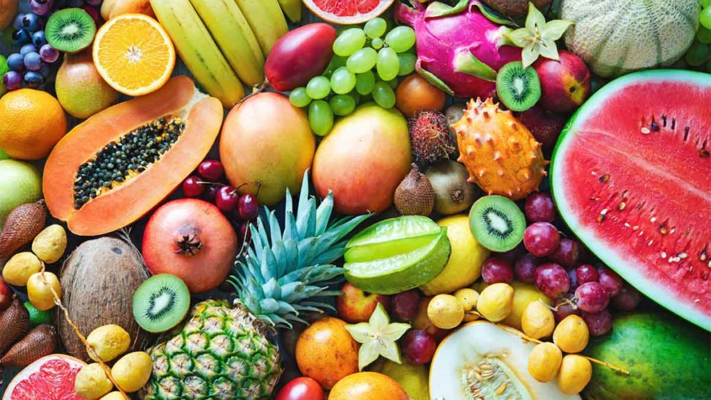 Alimentos de origem vegetal - Frutas