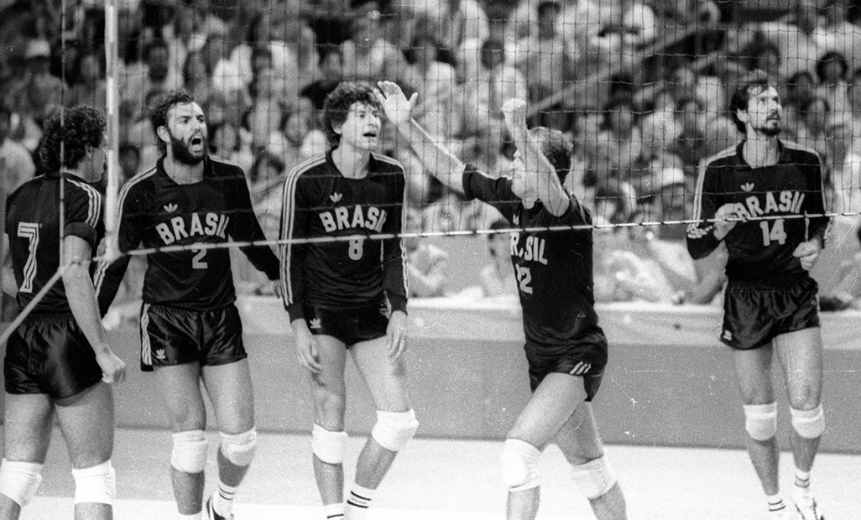 Geração de prata - vôlei brasileiro