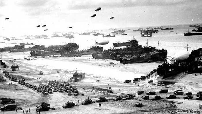 Invasão da Normandia - Dia D