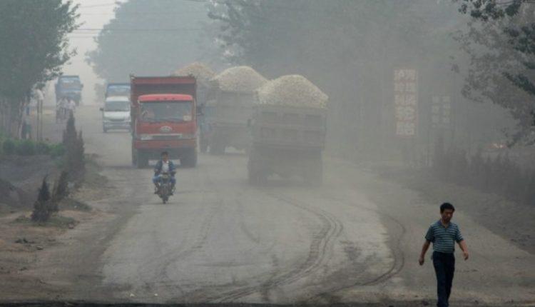 Poluição - Linfen, China