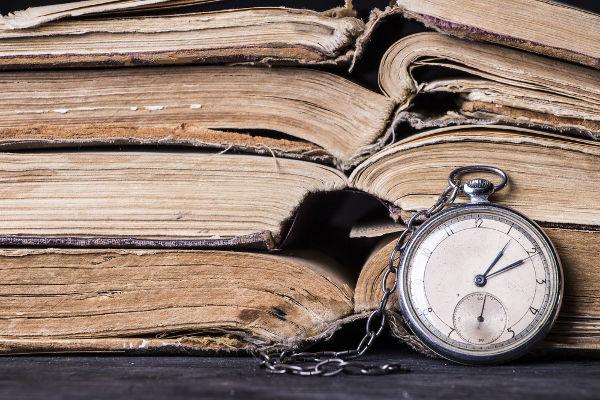 Exercícios sobre tempo cronológico e tempo histórico