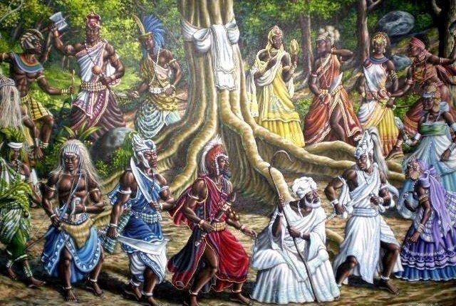 Mitologia Iorubá