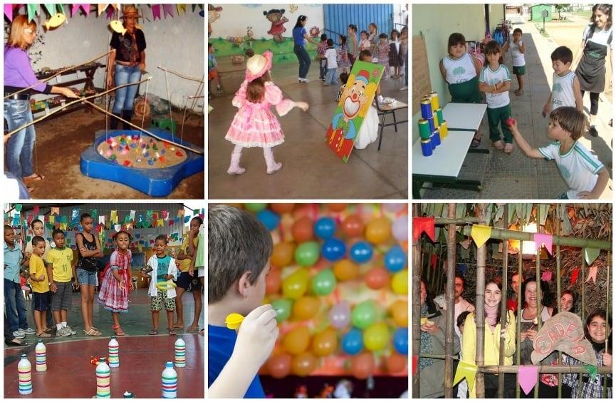 plano de aula festa junina educação infantil