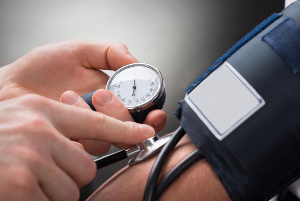 Pressão arterial - Aparelho auscultatório