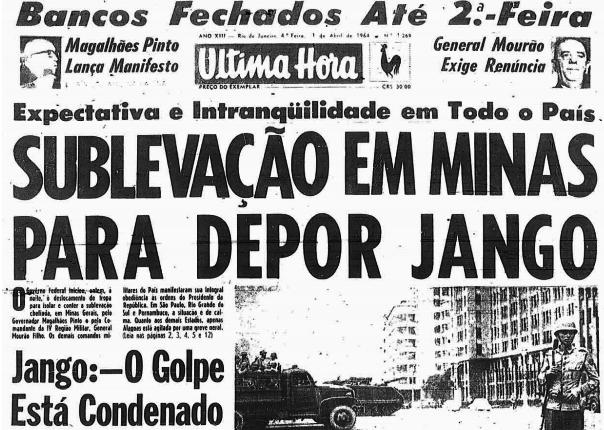 Golpes de Estado no Brasil